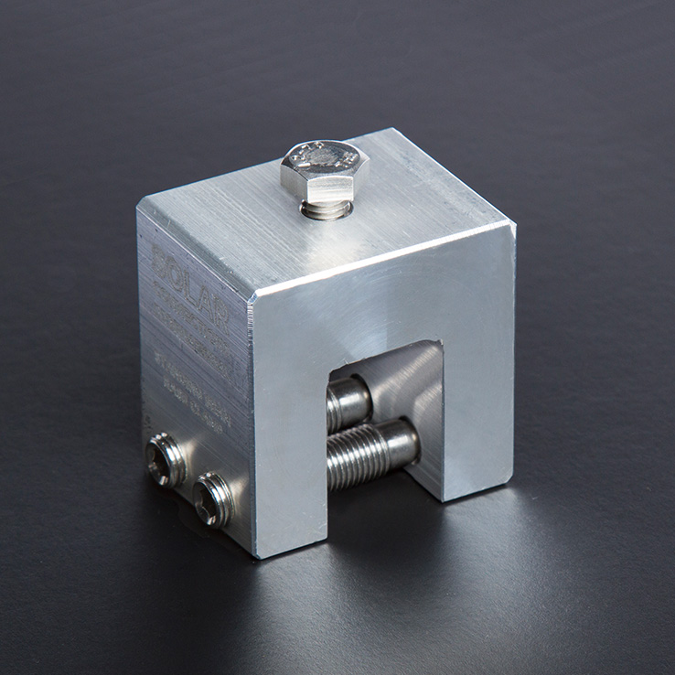 Standing Seam Power Clamp Products Solar Connections